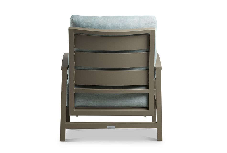 Raleigh Teal Rocking Chair,  (3)