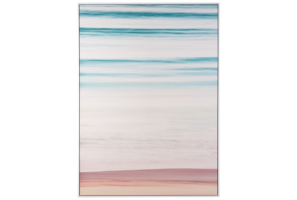 Pure Multicolored Framed Wall Art
