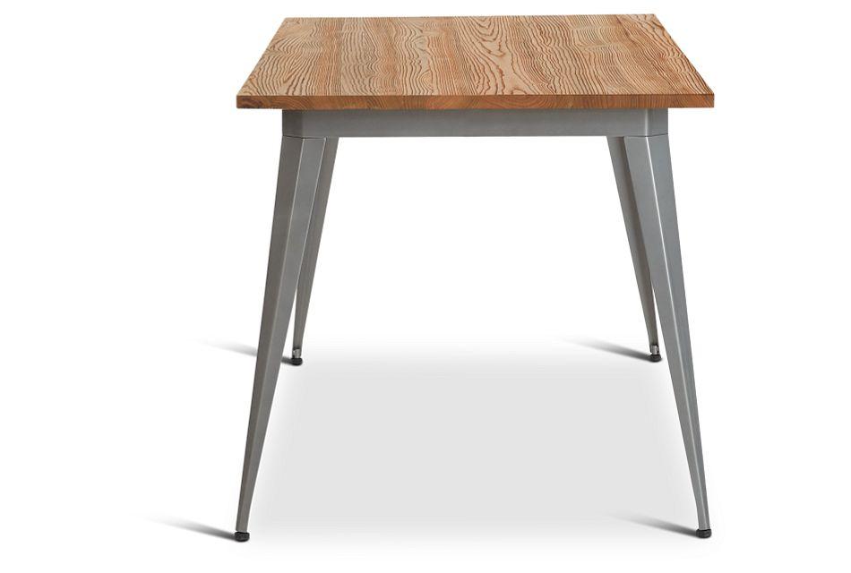 Huntley Light Tone Rectangular Table,  (3)