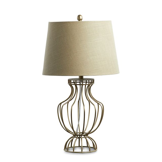Whitney Copper Table Lamp (2)