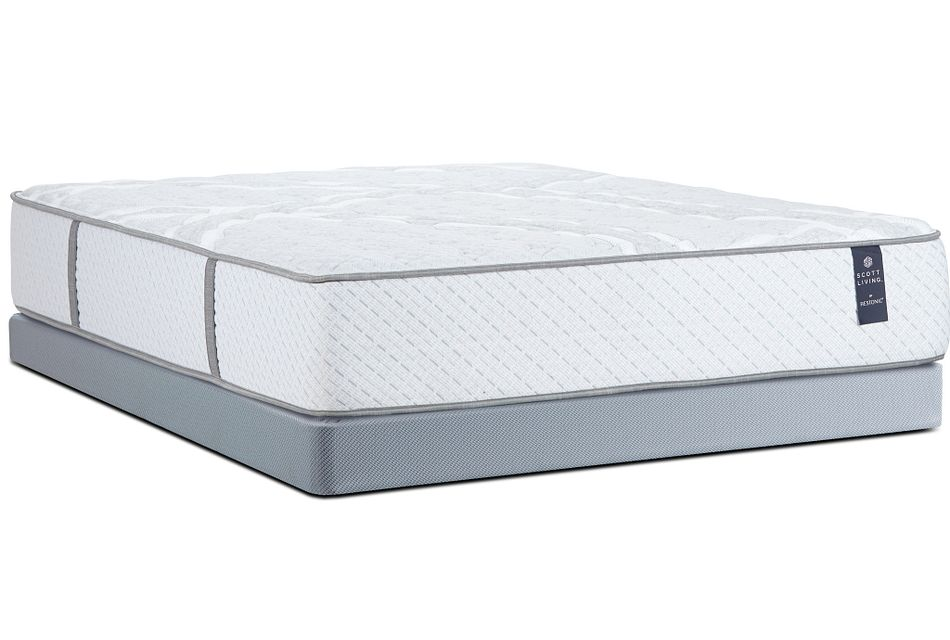 "Millport 100 Extra Firm 11.5"" Low-profile Mattress Set"