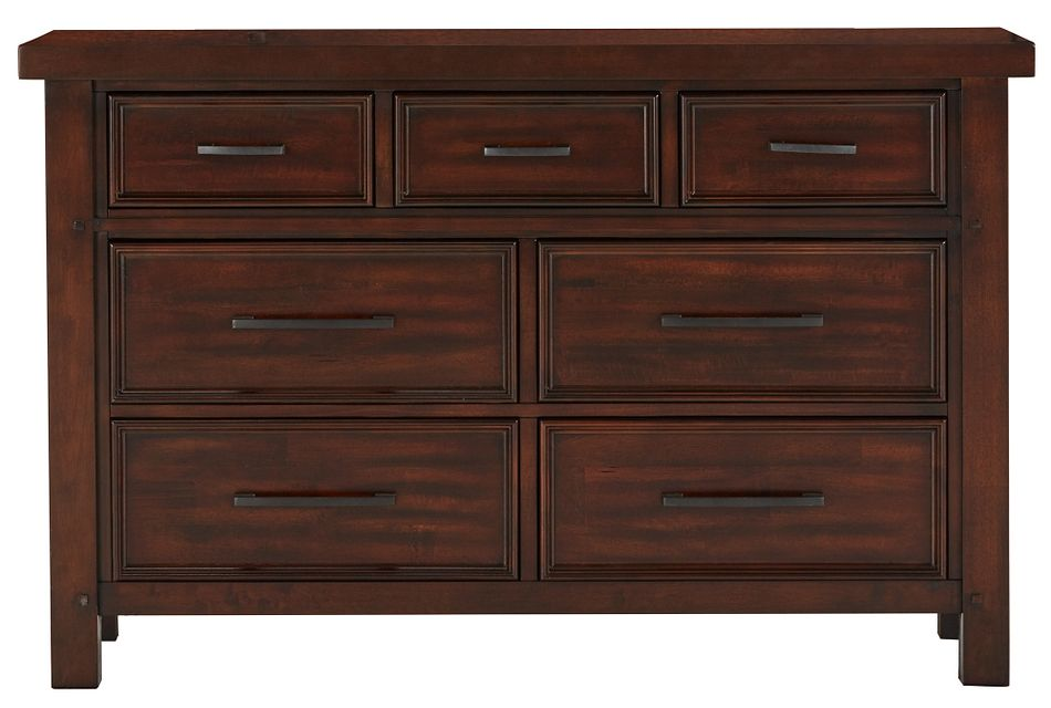 Napa Dark Tone Drawer Dresser