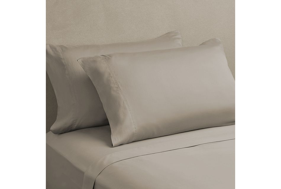 Egyptian Cotton Beige 400 Thread Sheet Set