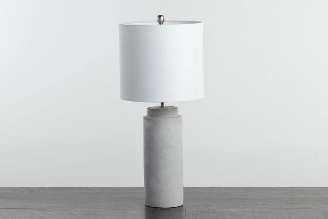 Aya Silver Table Lamp (0)
