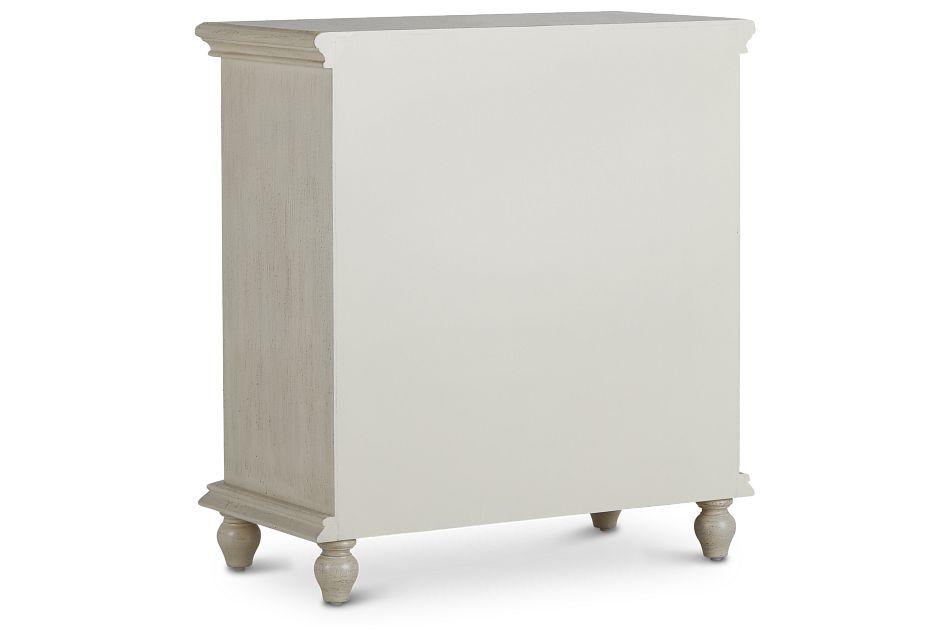 Alexis Ivory Two-door Cabinet