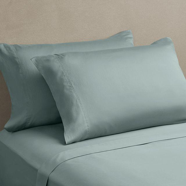 Egyptian Cotton Blue 400 Thread Sheet Set (0)