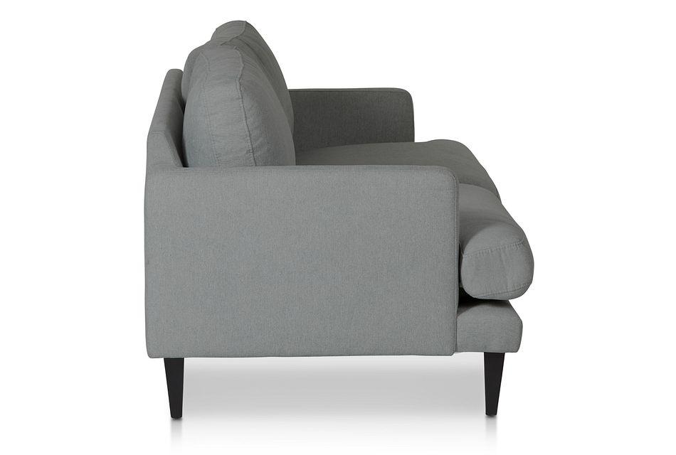 Fremont Gray Fabric Sofa