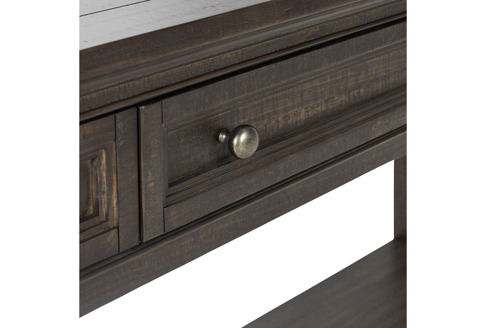 Heron Cove Dark Tone Sofa Table