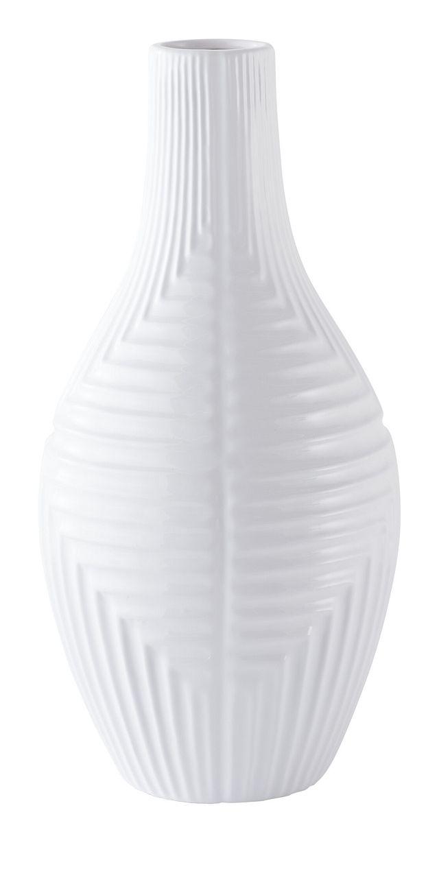 Capes White Medium Vase (1)