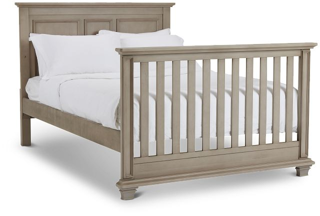 Kenilworth Light Tone Panel Bed (1)