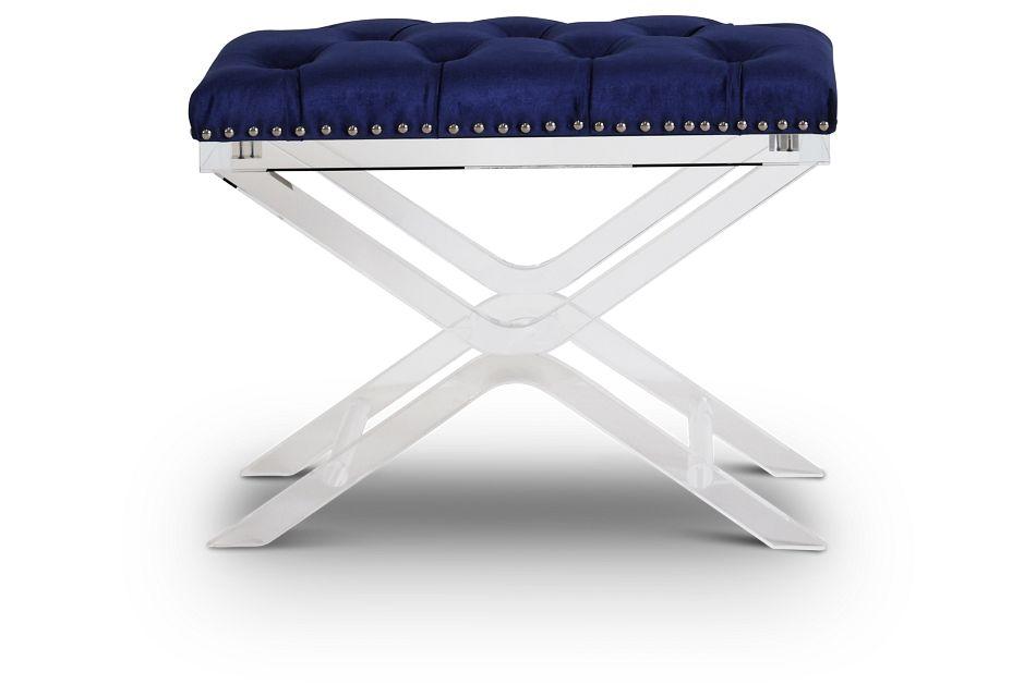Allura Blue Bench,  (1)
