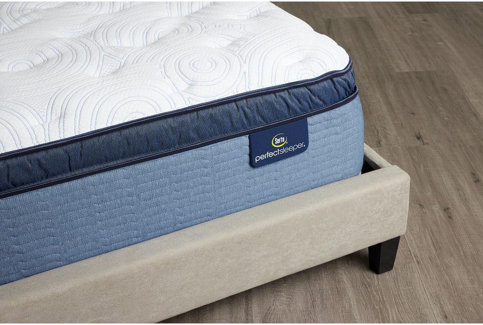Admiral Twilight Plush Pillow Top Mattress, Queen (0)