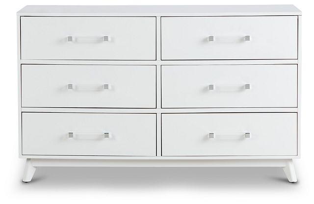 Kayson White Dresser (1)