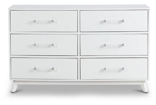 Kayson White Dresser