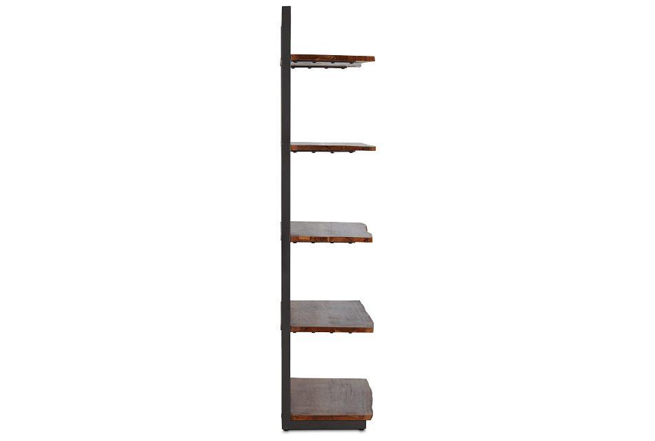 Kruze Mid Tone Bookcase
