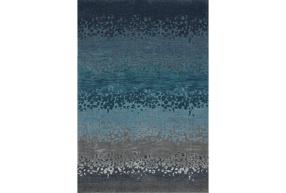 Geneva Multicolored 8x11 Area Rug