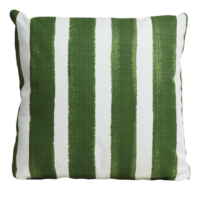 """Nico Green 20"""" Indoor/outdoor Accent Pillow (0)"""