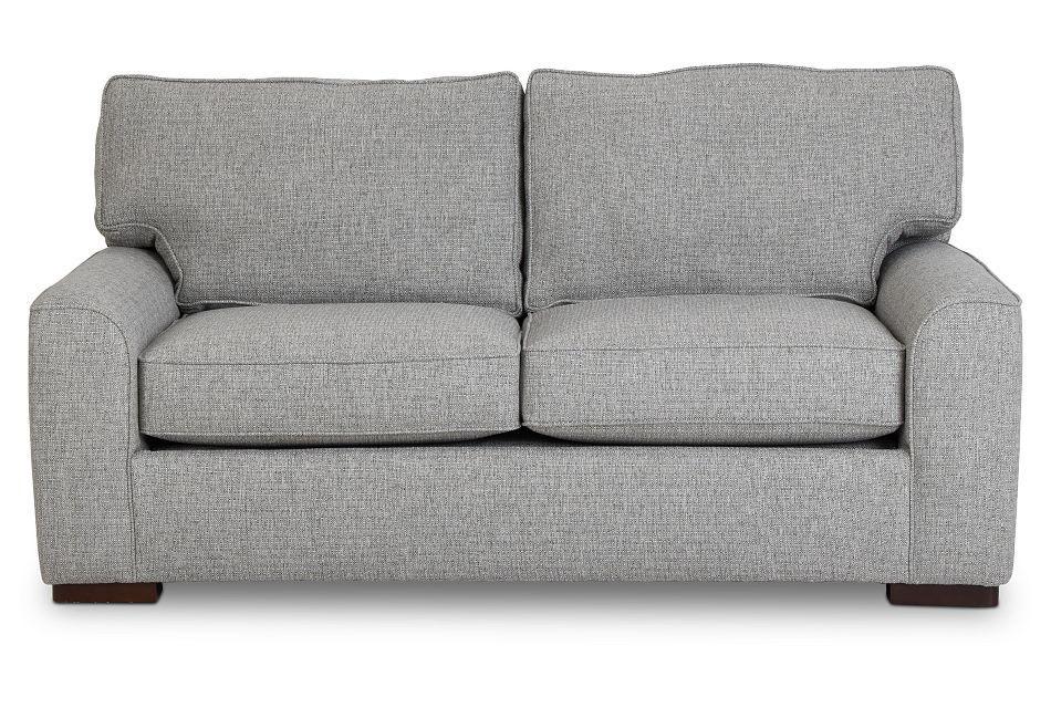 Austin Gray Fabric Innerspring Sleeper, Full (1)