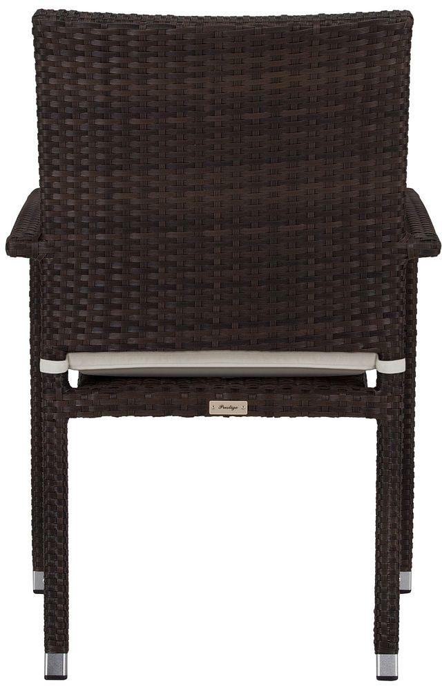 Zen White Arm Chair (0)