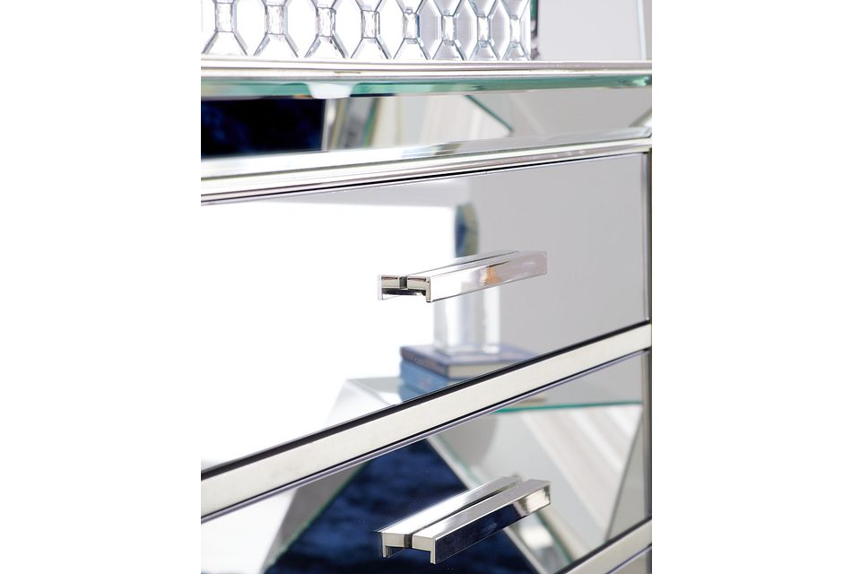 Monroe Mirrored Buffet