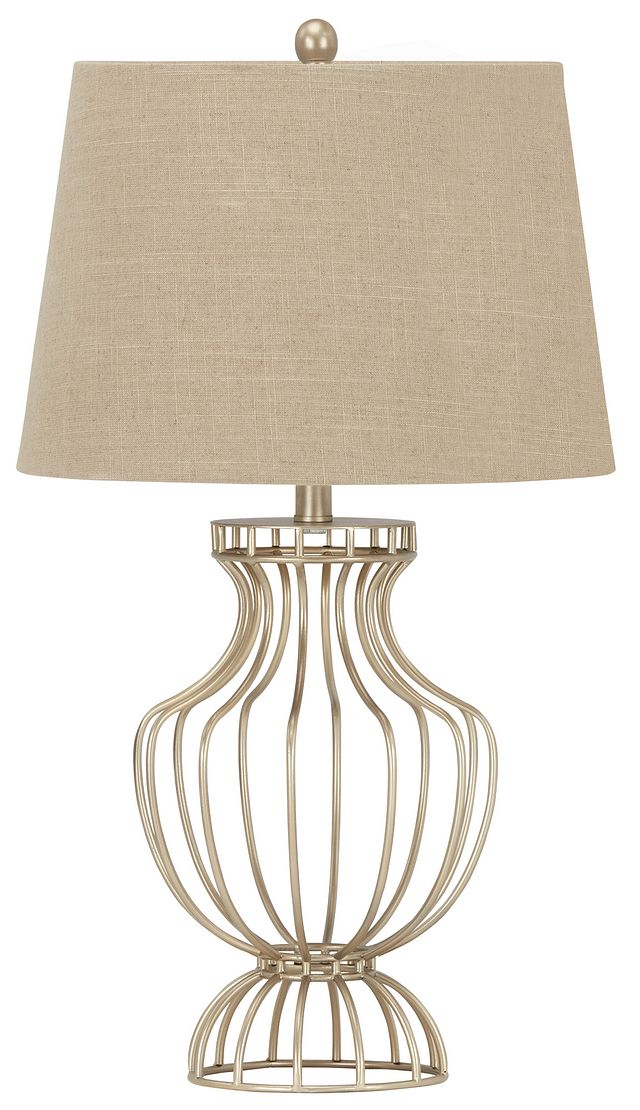 Whitney Copper Table Lamp (1)