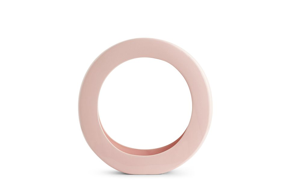 Cordell Pink Tabletop Accessory