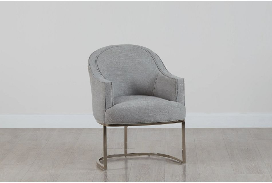 Tribeca Metal Accent Chair