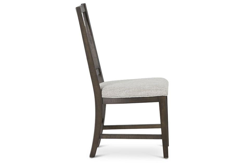 Heron Cove DARK TONE Upholstered Side Chair,  (2)