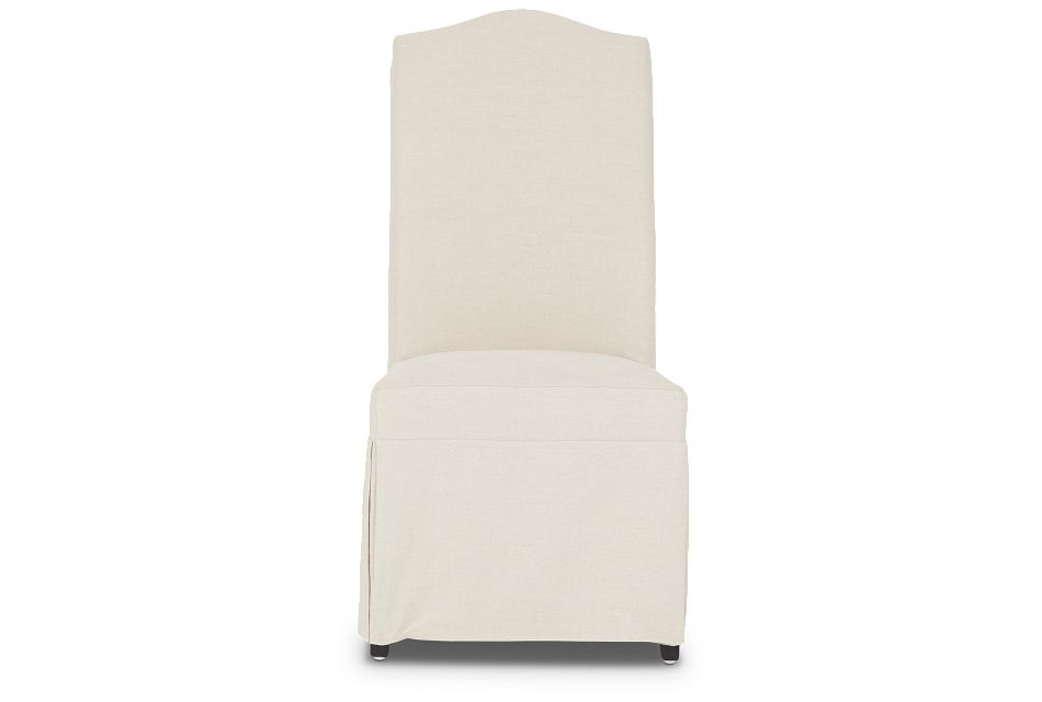 Aberdeen Beige Fabric Upholstered Side Chair,  (3)