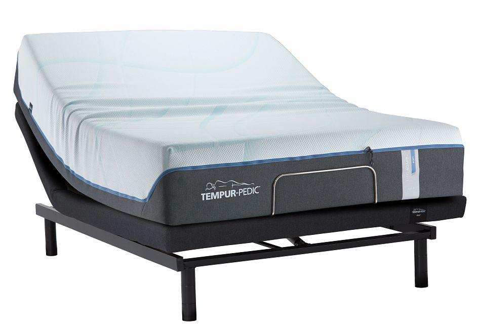 Tempur-luxe Adapt Soft Ergo Sleeptracker Adjustable Mattress Set