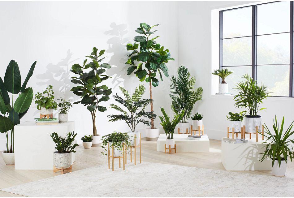 Kyle Ceramic Set Of 3 Planter,  (2)