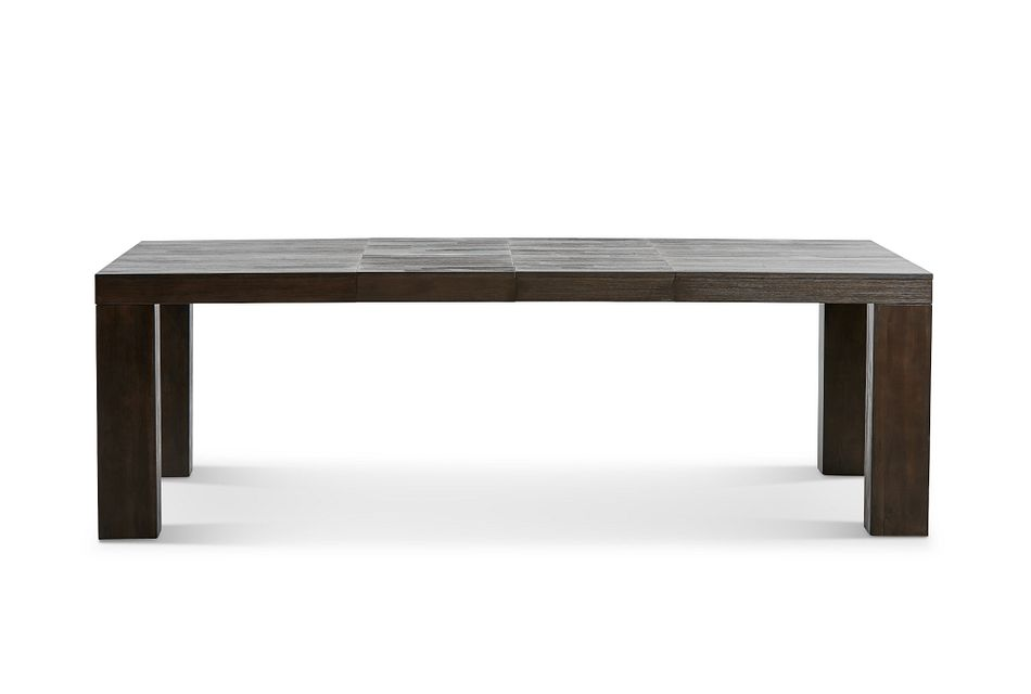 Grady Dark Tone Rectangular Table