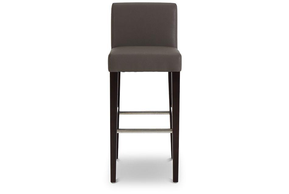 """Cane Graymicro 30"""" Upholstered Barstool,  (3)"""