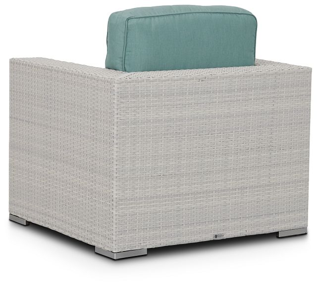 Biscayne Teal Chair (3)