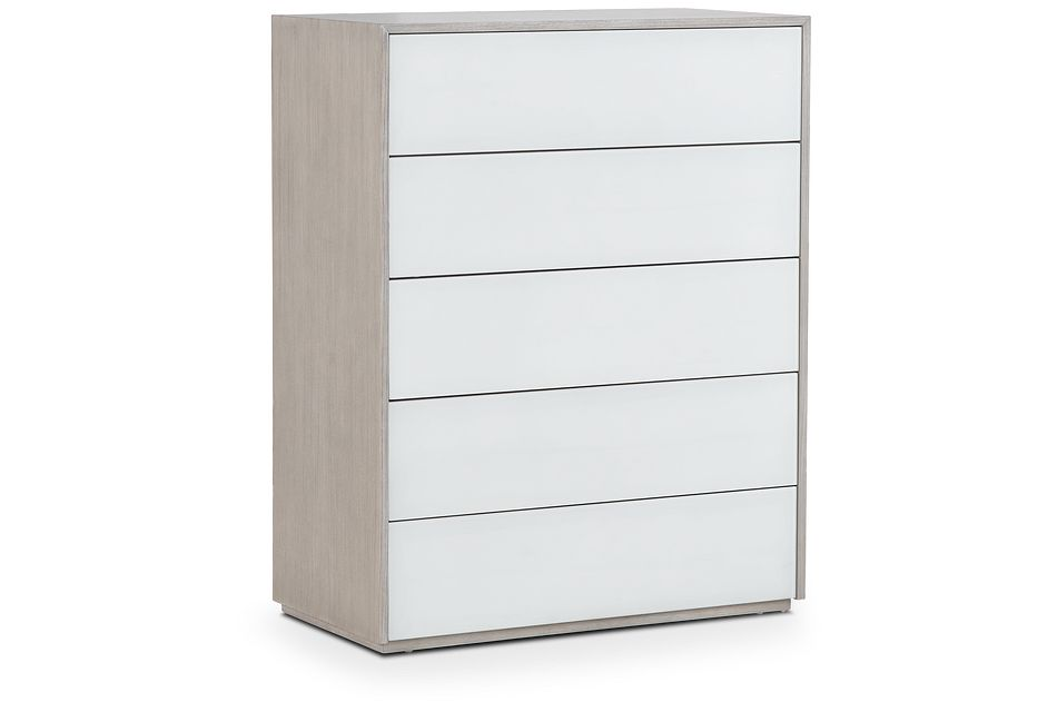 Rio Light Tone  5-drawer Chest, ONE/SIZE