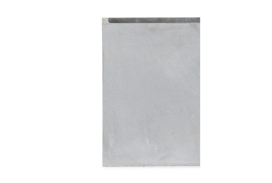 Aubrey Square Cement Planter