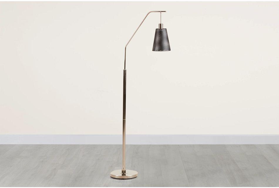 Harry Metal Floor Lamp