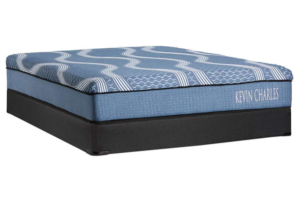 Kevin Charles Crestview Hybrid Hybrid Mattress Set