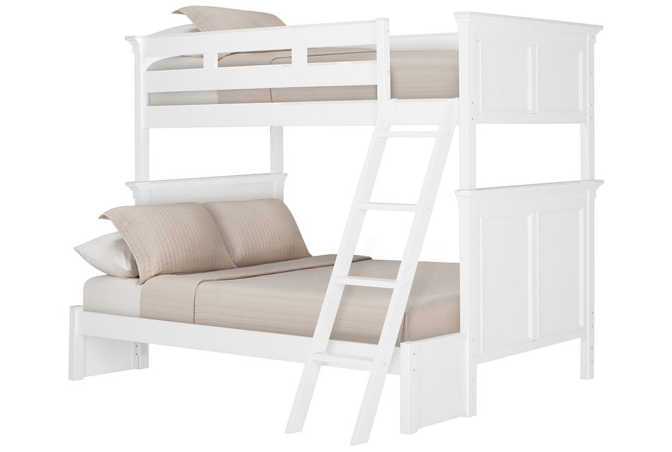 Tamara White Bunk Bed