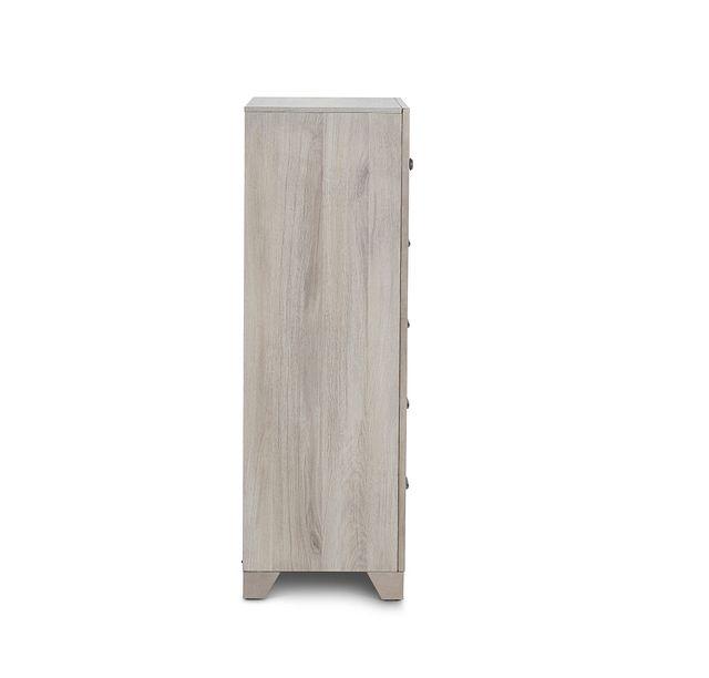 Rivercreek Gray Wood Chest