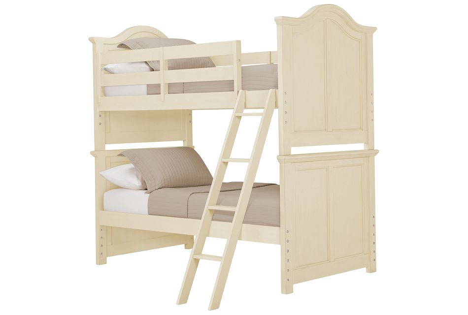 Claire Ivory  Bunk Bed