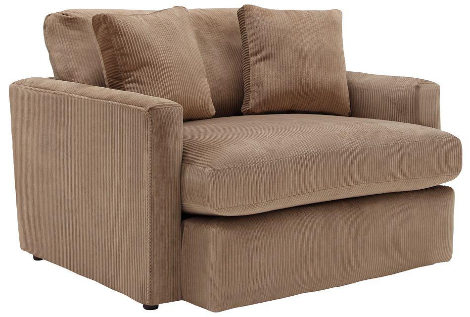 Tara2 Dark Taupe  Micro Chair