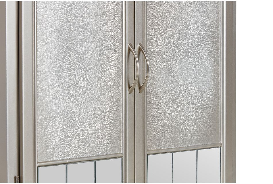 Azalea Ivory Door Bar