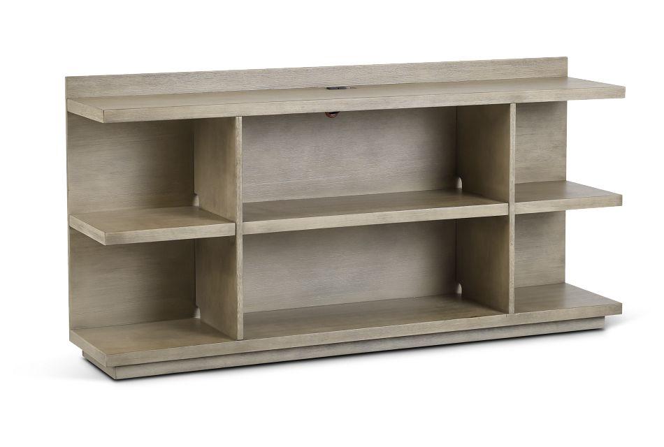 Vista Light Tone Small Bookcase,  (2)