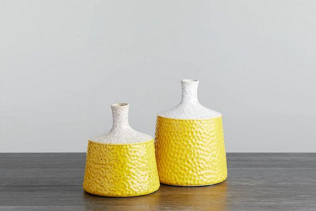 Lumi Ceramic Vase (0)