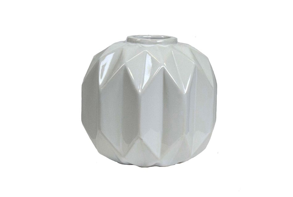 Cliona White Medium Vase