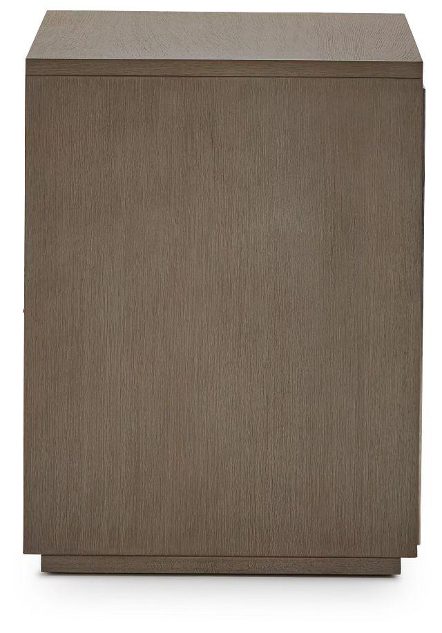 Highline Gray Door Cabinet (3)