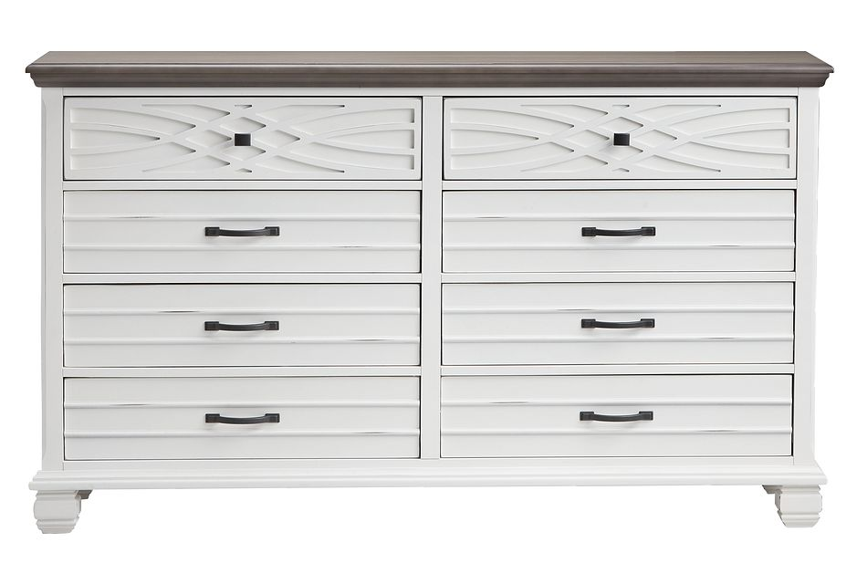 Bellbrook White  Dresser