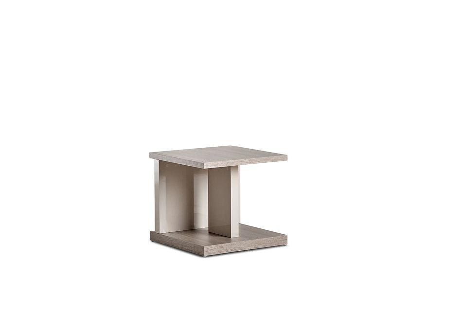 Caelan Light Tone  End Table,  (2)