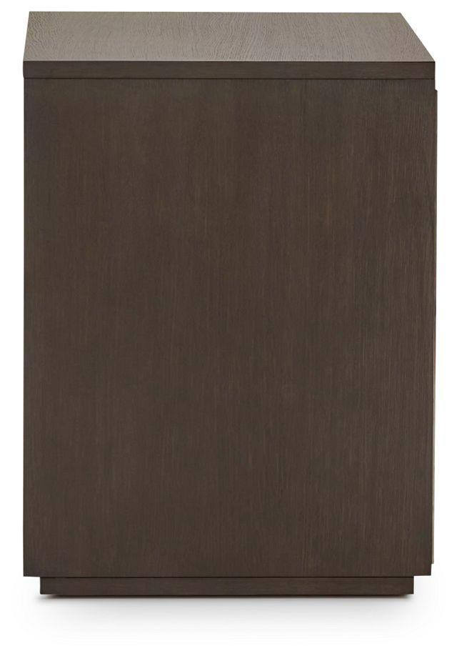 Highline Dark Tone Open Cabinet (3)
